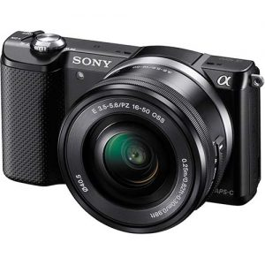 Sony A5000 16-50mm Black