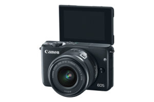 Canon EOS M10 15-45mm f3.5-6.3 IS STM + 22mm