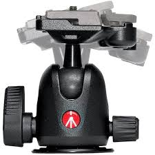 Manfrotto 494RC2 Mini Ball Head (1)