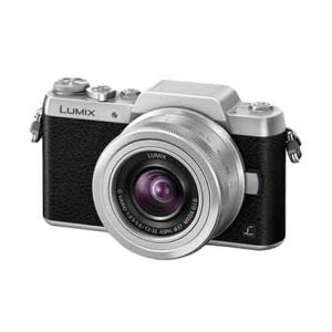 Panasonic Lumix GF8 12-32mm Silver