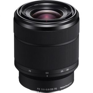 FE 28-70mm F3.5-5.6 OSS Black
