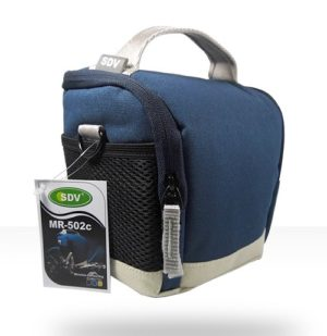 Tas SDV MR 502 Canvas Blue (1)