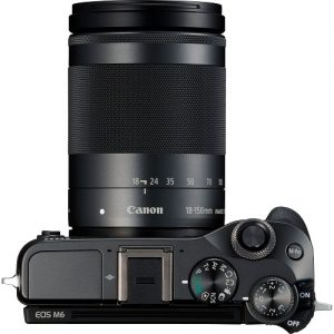 Canon EOS M6 18-150mm Black (1)