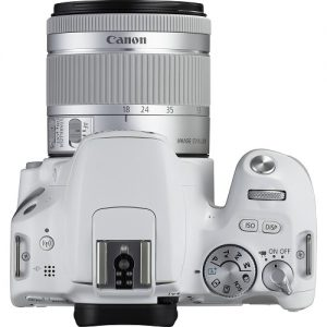 Canon EOS 200D 18-55mm f3.5-5.6 IS STM Silver (1)