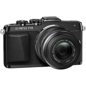 Olympus Pen E-PL7 14-42mm II R Black