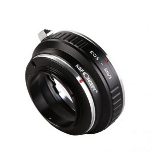 KF Lens Adapter Mount EOS - M43 (1)