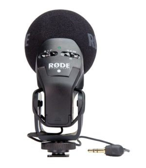 Rode Microphone Stereo Videomic Pro Rycote (1)
