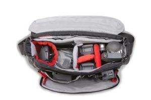 Manfrotto Pixi Messenger Grey (2)