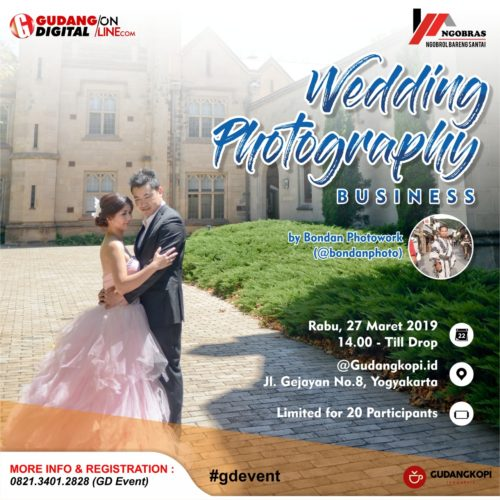 NGOBRAS WEDDING PHOTOGRAPHY BUSINESS