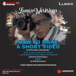 "#ClassWithLumix ""How To Make A Short Video"" With Benny Kadar"