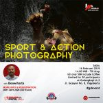 "Ngobras ""Sport dan Action Photography"" With Bea Wiharta"