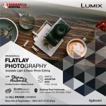 Flatlay Photography – Available Light and Basic Photo Editing with Dian Rockmad