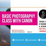 Basic Photography Class With Canon