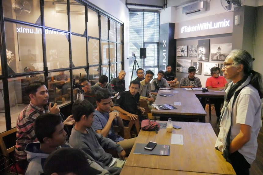 Gudang Digital Gelar Workshop Sinematografi